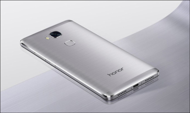 Carcasa de metal del Huawei Honor 5C