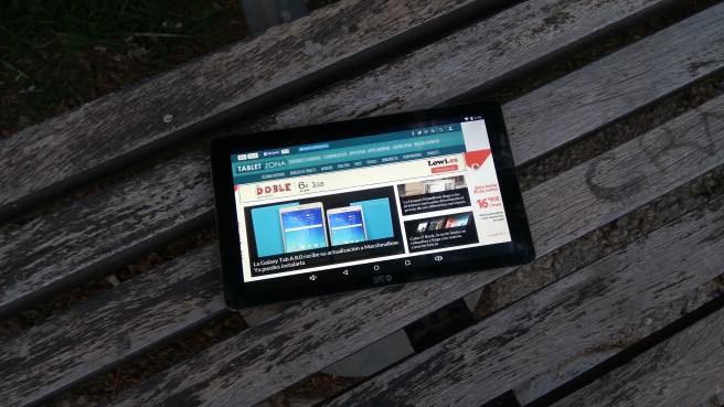 tablet SPC 64 bits analisis review