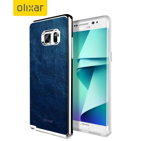 Render del Samsung Galaxy Note 7 con carcasa Olixar
