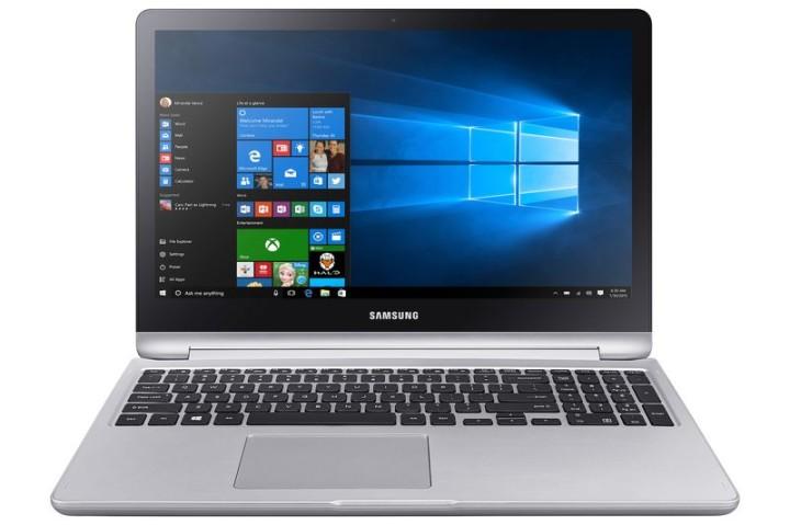 Notebook 7 Spin con Windows 10