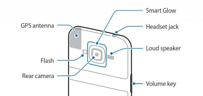 esquema Samsung Smart Glow