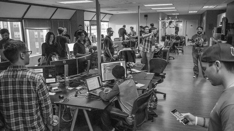 Sede de Cyanogen Inc en Seattle