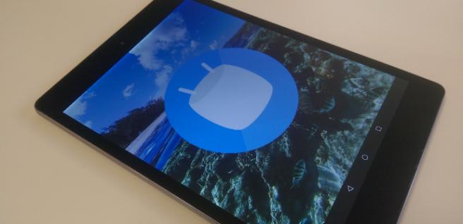 Android 6.0 en Nexus 9