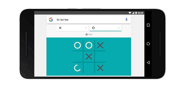 3 en raya google