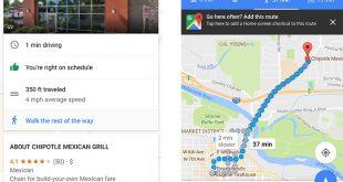 Google-Maps-trayecto-pie