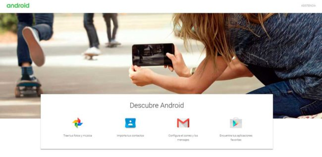 Android 7.0 Nougat importacion iOS