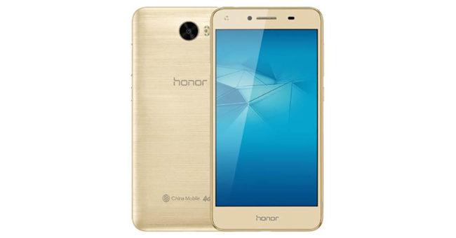 honor 5 en color dorado
