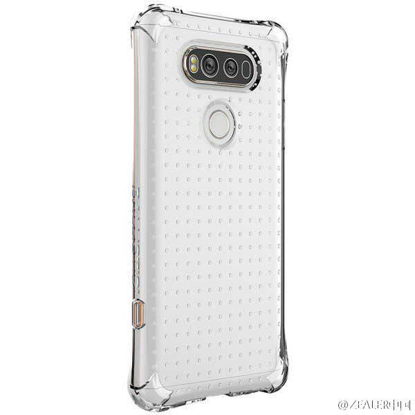 LG V20 con camara dual