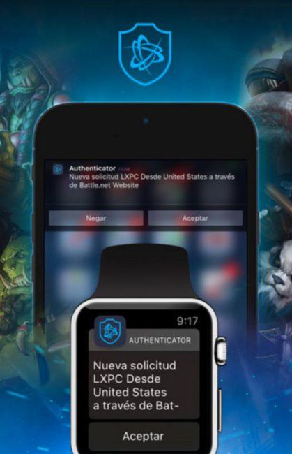 World Of Warcraft Legion battle net autenticador