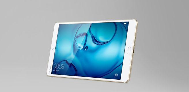 Huawei Tablet MediaPad M3 audio