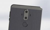 Nuevas fotos del Huawei Mate 9 muestran su diseño desde todos los ángulos