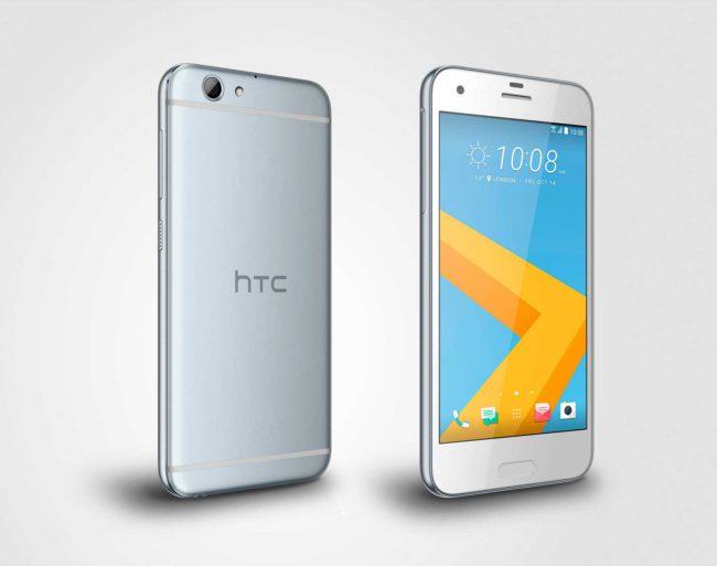 HTC One A9s plata