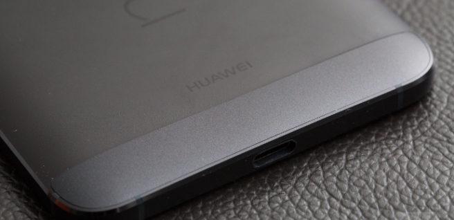 Huawei nexus 6p negro