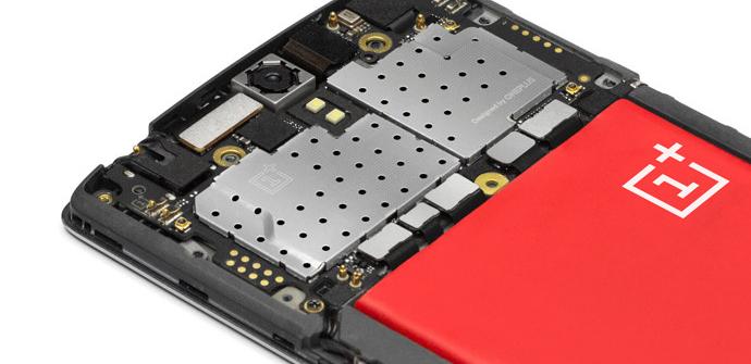 OnePlus One bateria