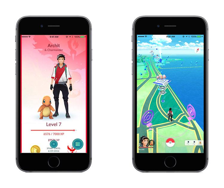 Entrenamiento en Pokémon GO