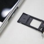 Sony Xperia XZ soporte micro SD y Nano SIM