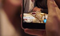 Snapchat Memories permitirá almacenar tus imágenes para compartirlas más adelante