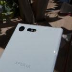 Cámara del Sony Xperia X Compact