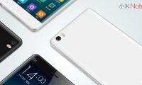 El Xiaomi Mi Note 2 y su pantalla curva aparecen en varias imágenes