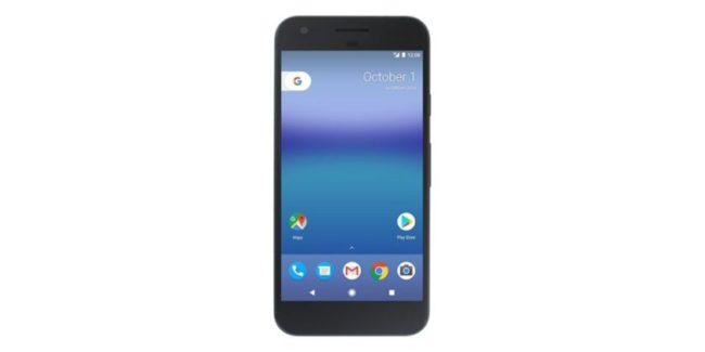 Google Pixel con nuevo boton home
