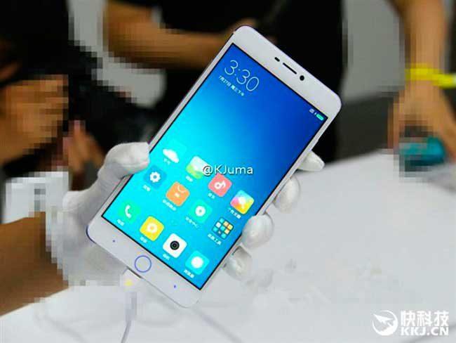 imágenes del Xiaomi Mi5s