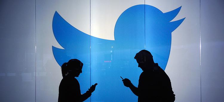 App de Twitter para smartphones