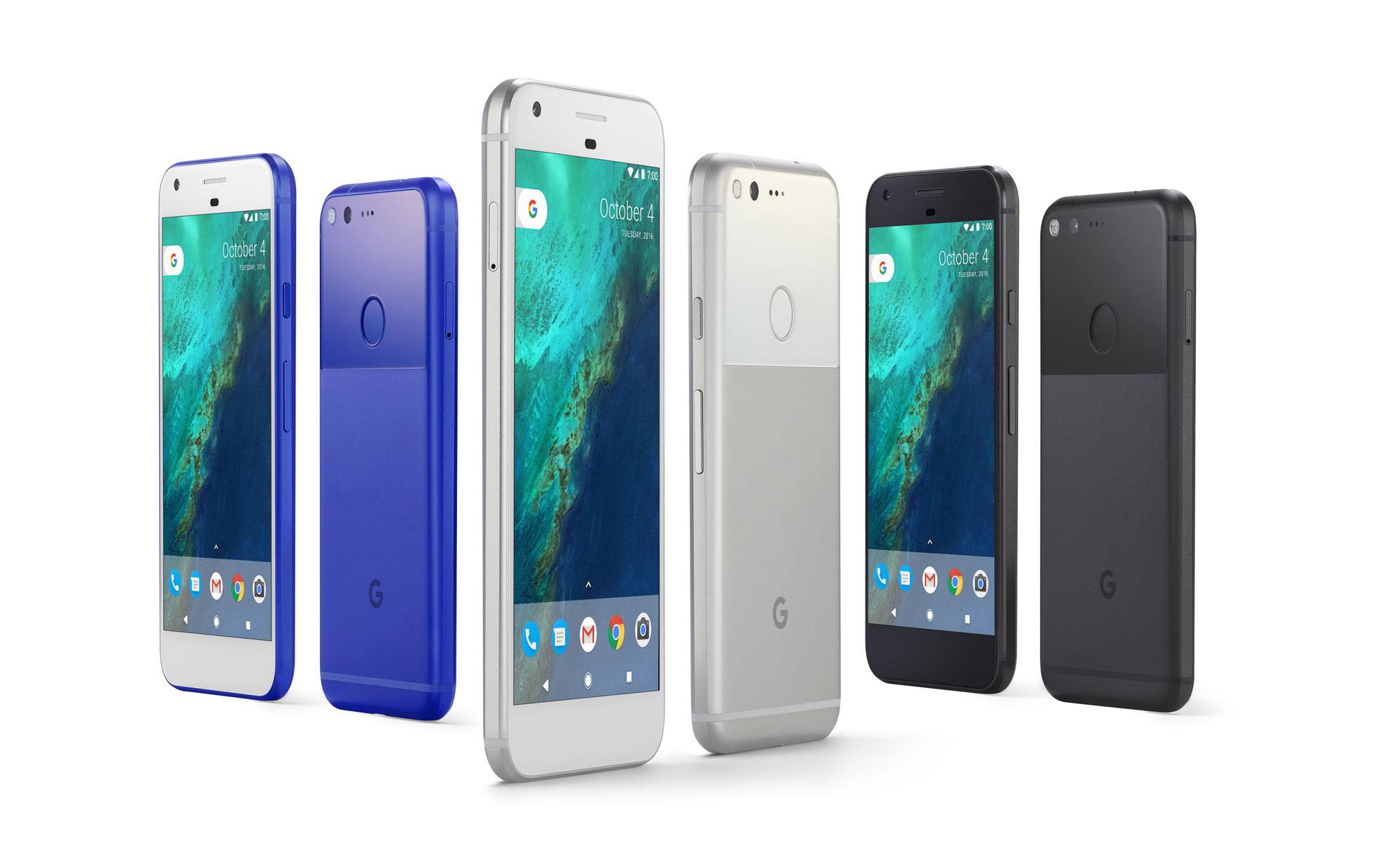 Google Pixel XL modelos