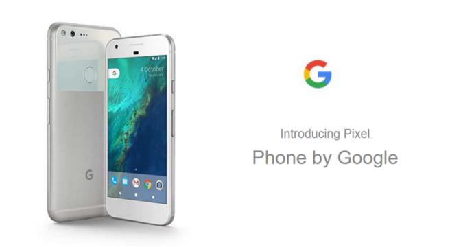 Pixel y Pixel XL Google anuncio