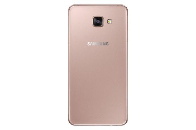 Samsung Galaxy A7 2016 rosa