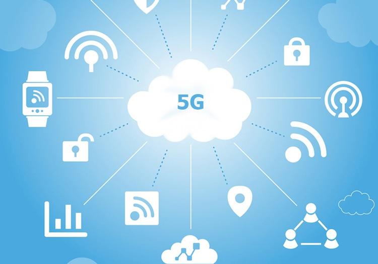 Conexión para smartphones 5G