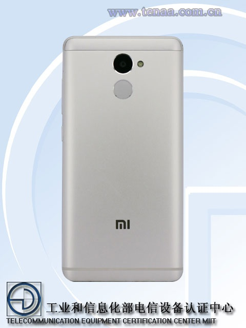 Xiaomi Redmi 4 en la TENAA