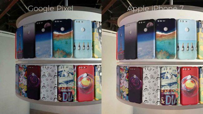 cámara del Google Pixel