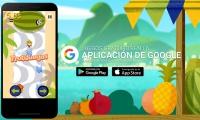"Las ""fruta"" olimpiadas de Google en tu móvil"