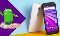 Cómo instalar Android Nougat para el Motorola Moto G 2015
