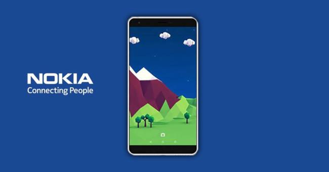 Nokia C1 portada
