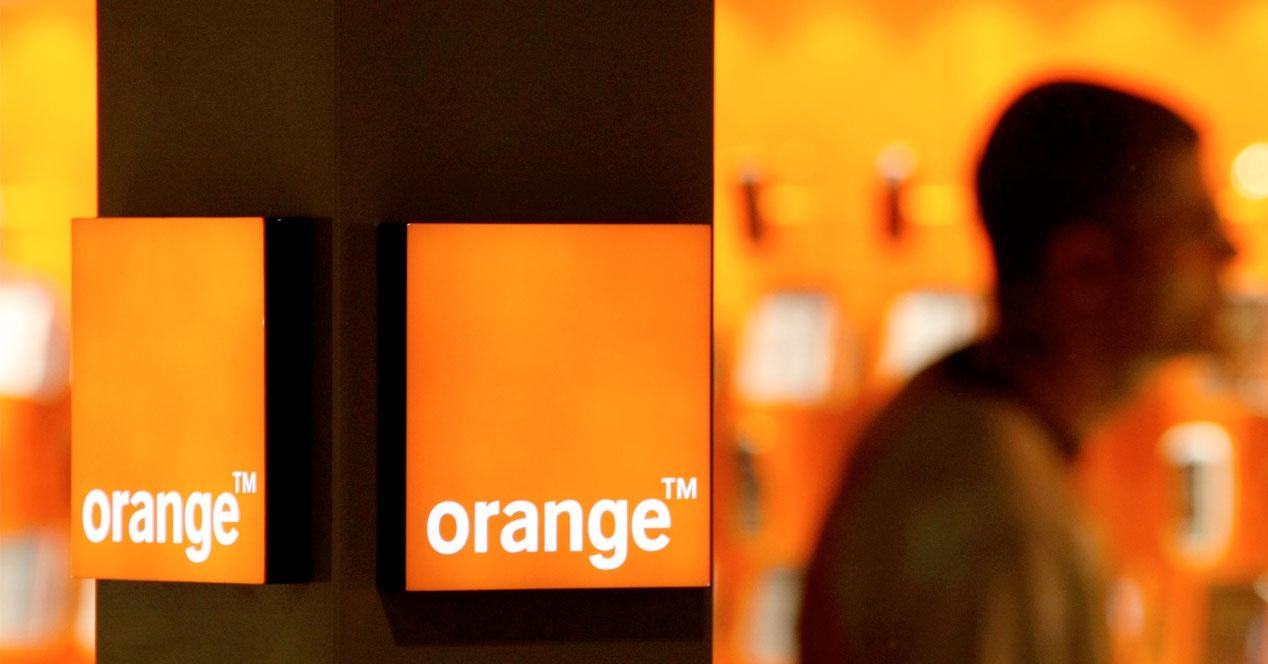orange tienda