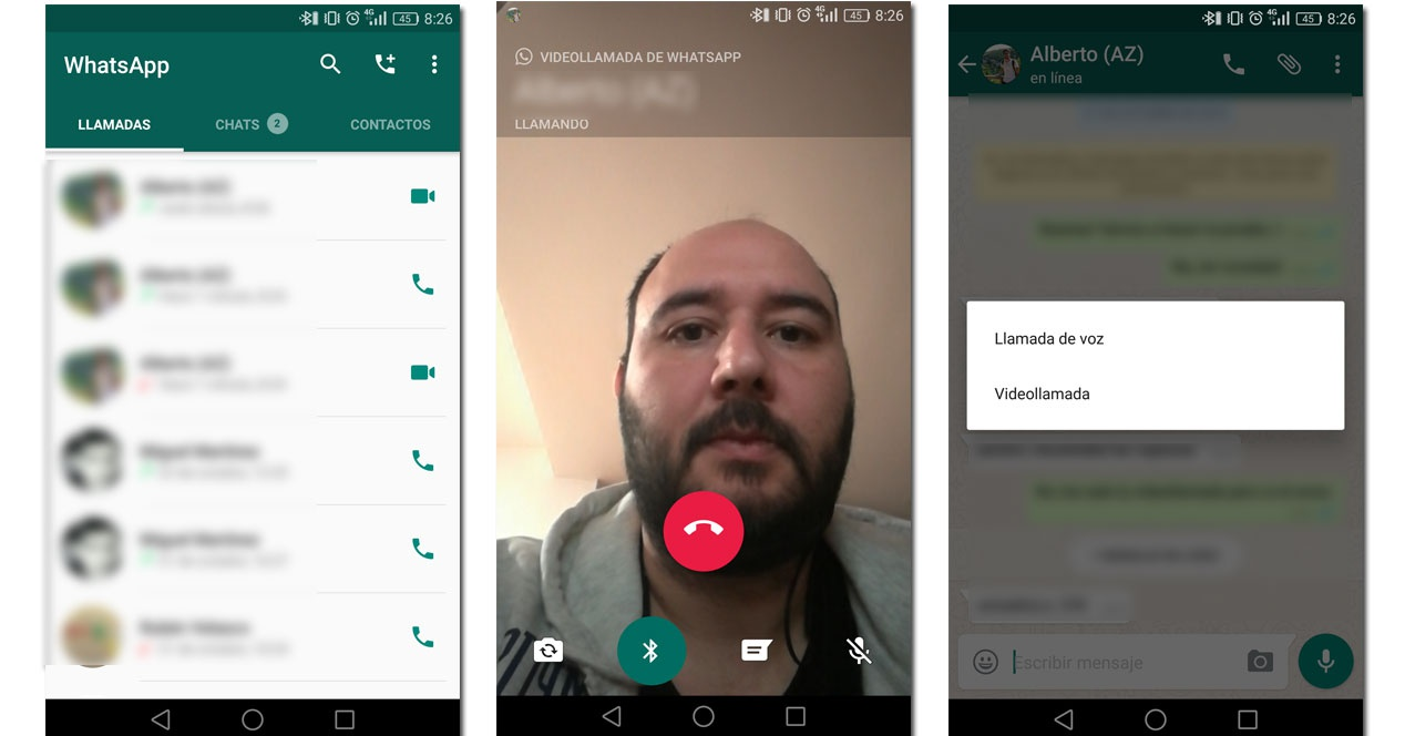 You can already use WhatsApp video calling on Android