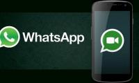 Las videollamadas de WhatsApp llegan por fin con la nueva beta de la app