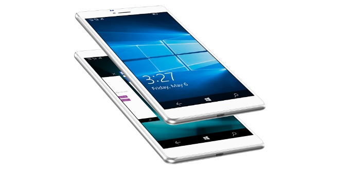 Cube con Windows Phone 10