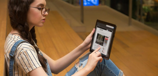 Eve V tablet windows 10 home o pro