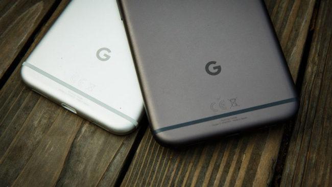 Carcasa de los Google Pixel