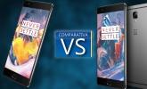 OnePlus 3T VS OnePlus 3, comparativa de características en las que se diferencian