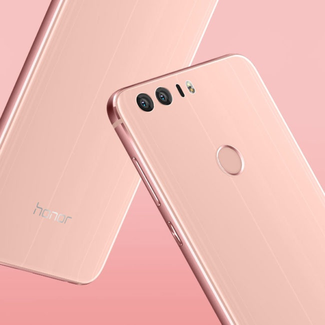 colores Honor 8