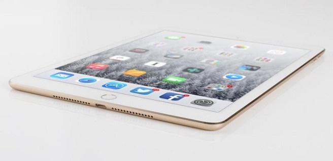 iPad Air 2 sonido
