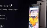 OnePlus lanza el OnePlus 3T en el Cyber Monday, precio y promociones