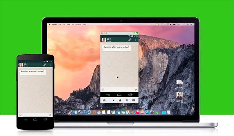 Interfaz de la app AirDroid en smartphone y PC