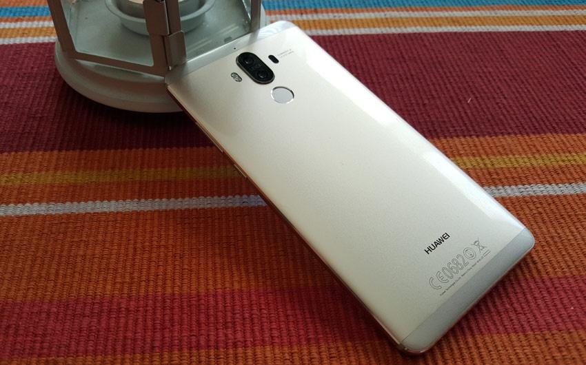 Actualización para el Huawei Mate 9 con mejoras para la doble cámara