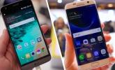 Descubre qué smartphone es más fácil de arreglar, el Samsung Galaxy S7 Edge o el LG G5