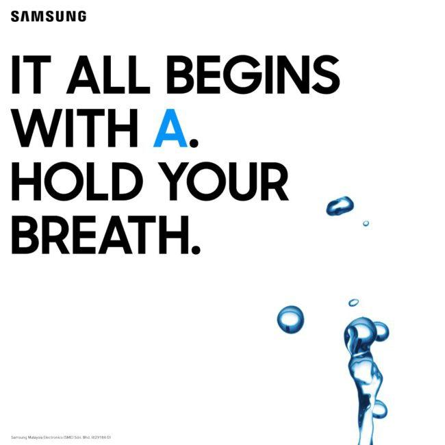 Samsung resistencia al agua