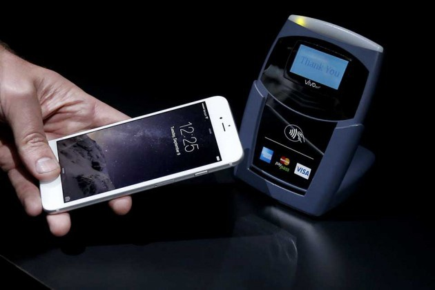 iphone 6 con lector nfc